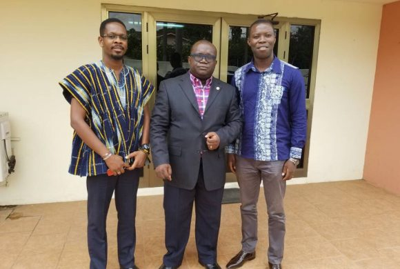 Institute of ICT Professionals Call On Chamber CEO