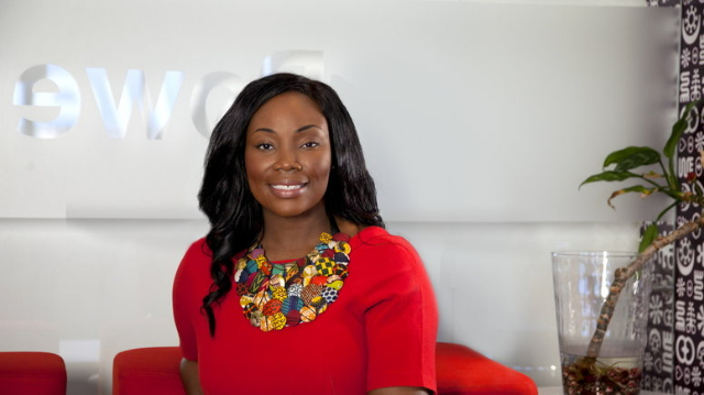 Director of Digital Transformation and Commercial Operations, Angela Mensah-Poku