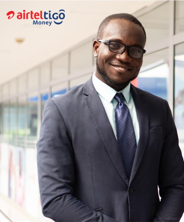 Director of AirtelTigo Money, Mr. Thompson Sakyi