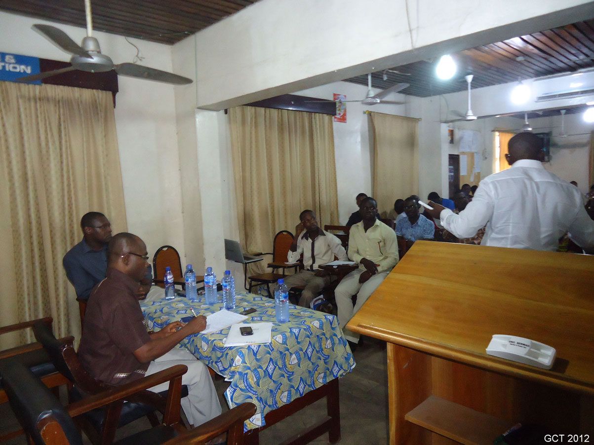 Telecoms Chamber Visits GIJ