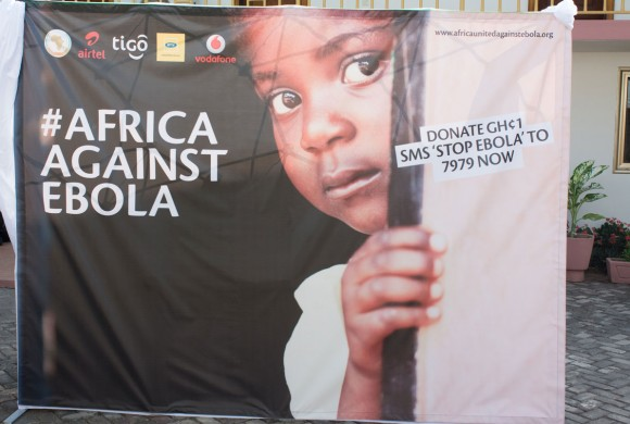 United Against Ebola 2014